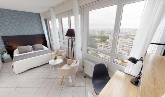 Annonce occasion, vente ou achat 'Chambre spacieuse en colocation meublée'