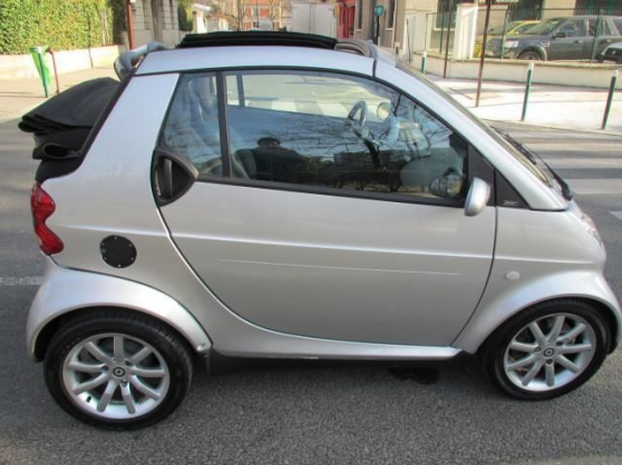 smart fortwo 2 cabriolet