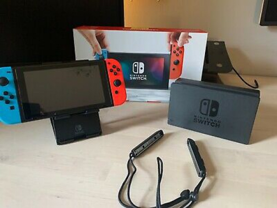 Annonce occasion, vente ou achat 'Nintendo switch'