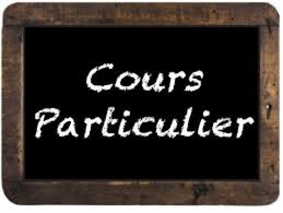 Annonce occasion, vente ou achat 'COURS Français/ Histoire Géographie'