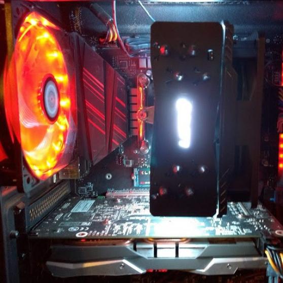 Annonce occasion, vente ou achat 'PC GAMER ETAT NEUF'