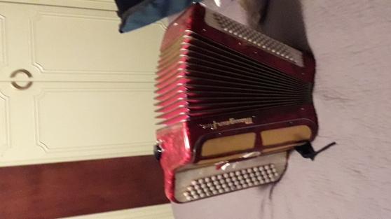 Annonce occasion, vente ou achat 'accordeon chromatique'