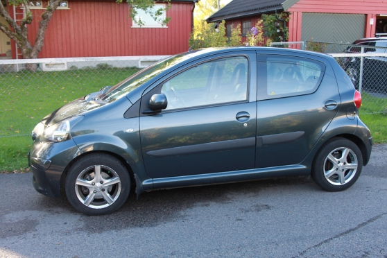 Annonce occasion, vente ou achat 'Toyota AYGO 1.0 VVT-I SPORT'