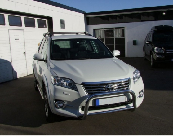 Annonce occasion, vente ou achat 'TOYOTA RAV4 III 150 D-4D FAP LIFE 4WD'