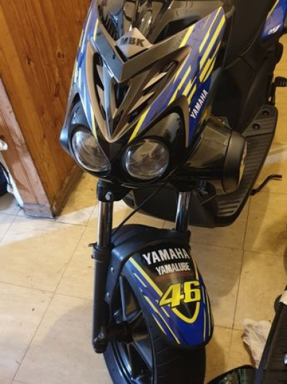 Annonce occasion, vente ou achat 'Mbk stunt yamaha vr 46 neuf'