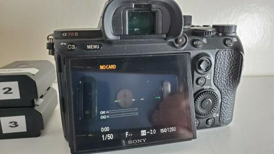 Sony alpha A7r III - Photo 2