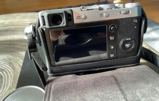 Appareil photo compact Fuji Film X100F