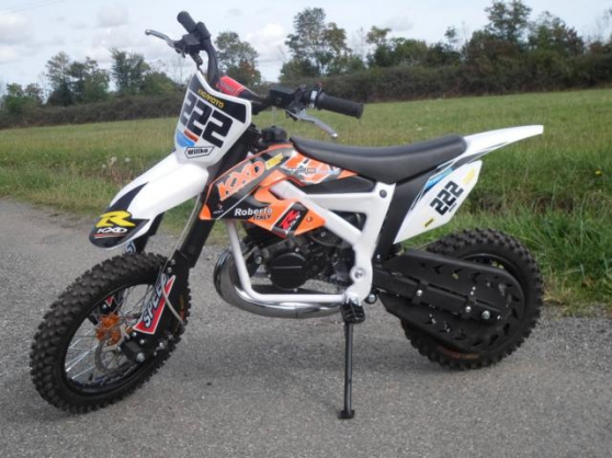 MOTO MARQUE KXD 50CC-2 TEMPS ( MELANGE),