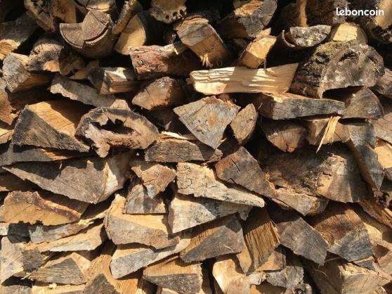 Annonce occasion, vente ou achat 'Bois de chauffage sec, coupé à 33 cm (3,'