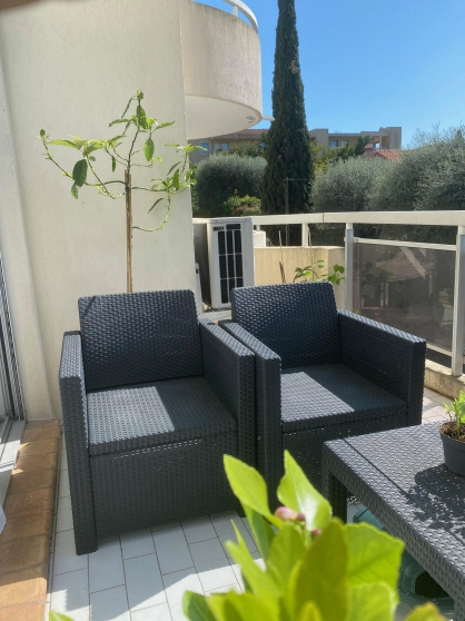 Appartement neuf au Cannet (proche Canne