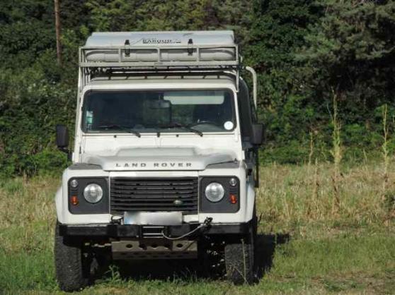 defender 130 td4 quip n mes auto land rover n mes reference aut lan def petite annonce. Black Bedroom Furniture Sets. Home Design Ideas