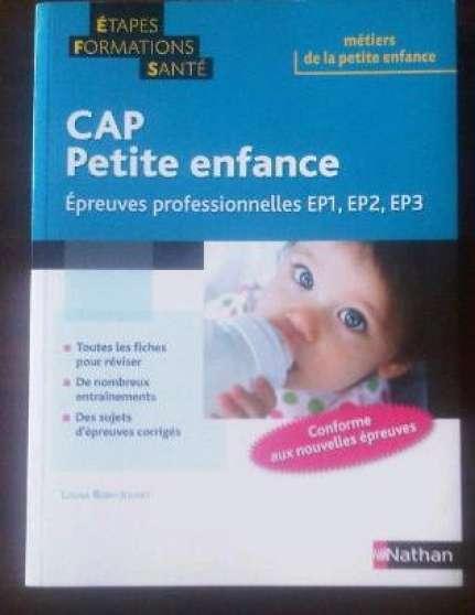 cap petite enfance - - Annonce gratuite marche.fr
