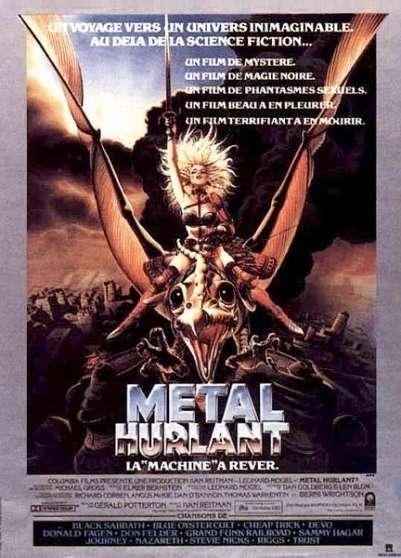 Metal Hurlant (vhs)