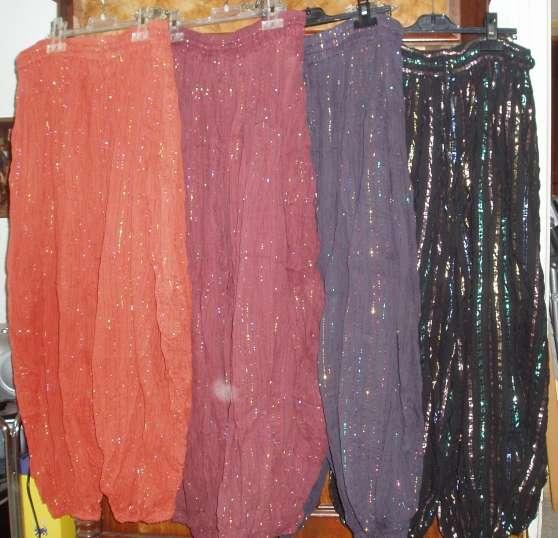 Pantalon – sarouel coton de danse orient