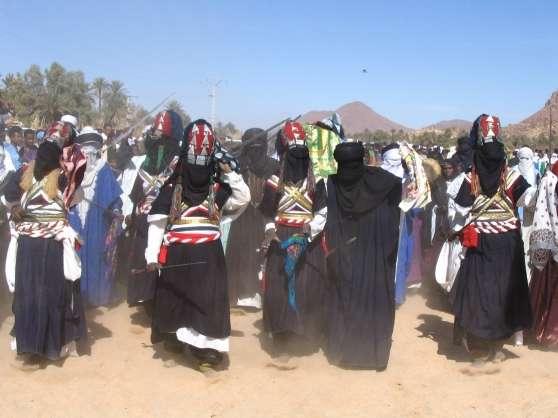 festival du touareg à djanet  algérie - Annonce gratuite marche.fr
