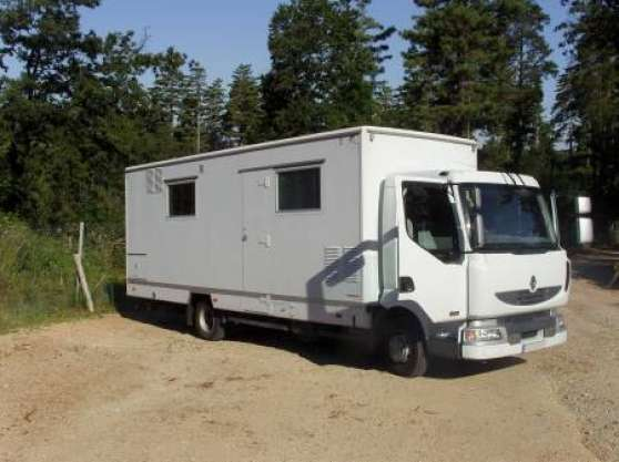 camion medecine du travail vasp caravanes camping car camping car revel reference car cam. Black Bedroom Furniture Sets. Home Design Ideas