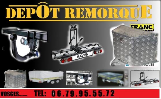 depot remorque ferdrupt auto accessoires remorques. Black Bedroom Furniture Sets. Home Design Ideas