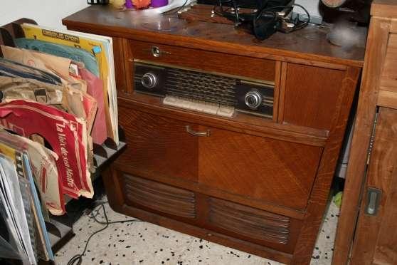 Radio des années 50 transistor d époque