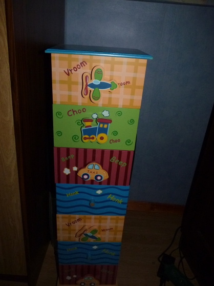 Annonce occasion, vente ou achat 'Meuble enfant a dessin'