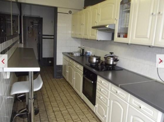 Appartement 4 pièces Romainville