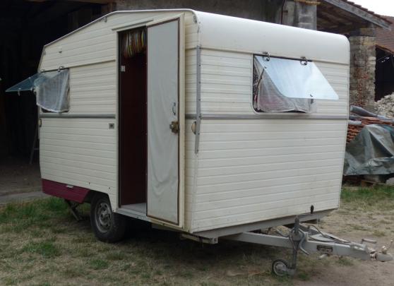 Caravane Sterkman Flash 310