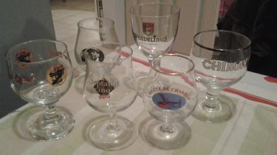 Annonce occasion, vente ou achat 'anciens verres à biére'