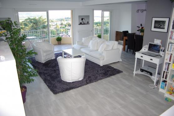 Appartement contemporain de 121m²