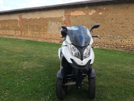 scooter Quadro 350 D
