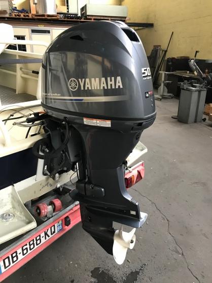 Annonce occasion, vente ou achat 'Moteur bateau Yamaha 50 CV F50 HETL 195H'