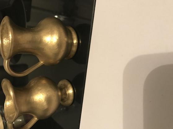 Objet divers en bronze - Photo 4