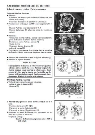 Annonce occasion, vente ou achat 'Kawasaki ZZR1400 - 2006 - Français'