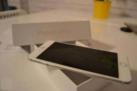 Annonce occasion, vente ou achat 'iPhone 6S Plus argentée'