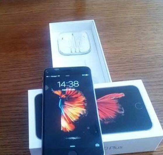Annonce occasion, vente ou achat 'Iphone 6 S plus en excellent etat'
