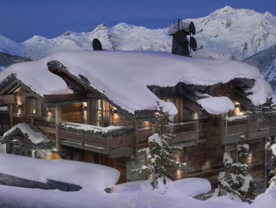 Luxe Chalet Pearl au ski Home cinéma Pis