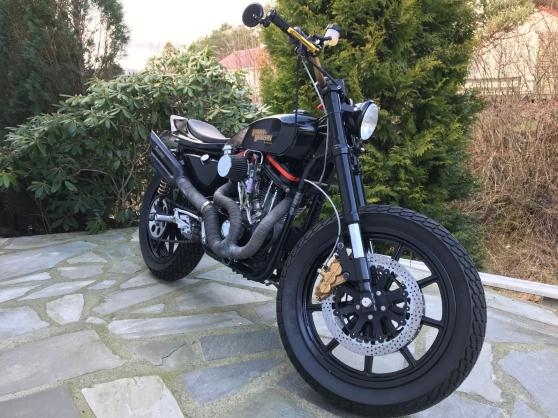 Traqueur Harley-Davidson 1200 XLH