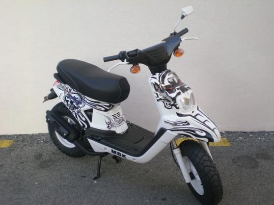 scooter mbk booster bon etat - Annonce gratuite marche.fr