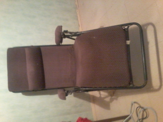 Annonce occasion, vente ou achat 'FAUTEUIL RELAX'