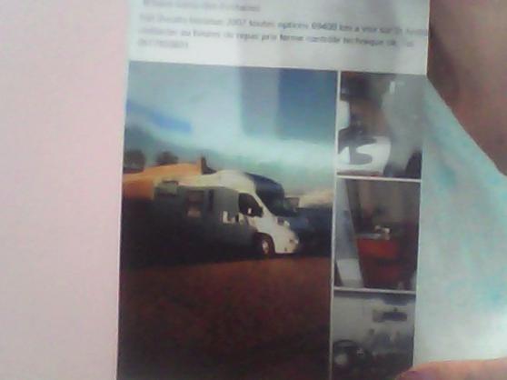 camping car benimar - Photo 3