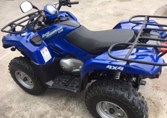 Annonce occasion, vente ou achat 'Sym Quad Raider 600 4x4'