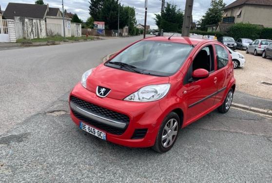 Peugeot 107 (2) 1.0 70CV URBAN 5 portes