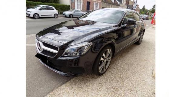 Mercedes Classe CLS 350