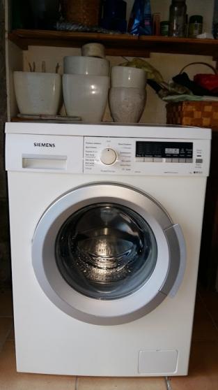 Lave-linge Siemens 7kg