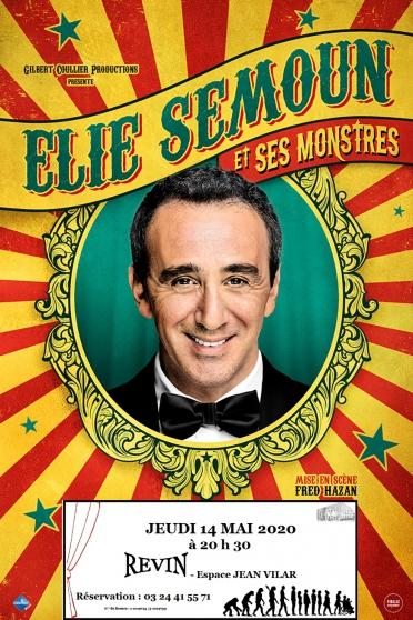 Annonce occasion, vente ou achat 'Elie Semoun et ses monstres'