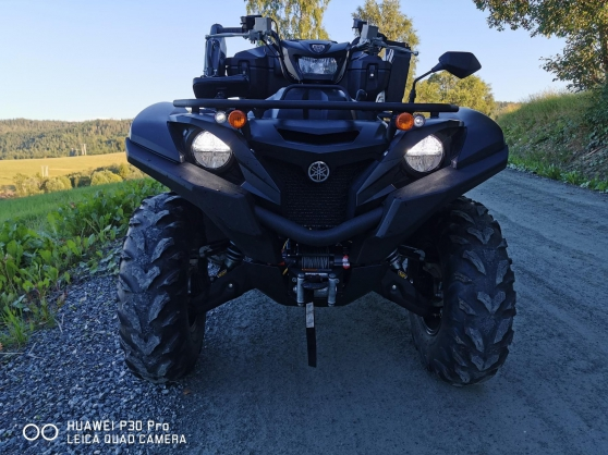 Yamaha Grizzly 708
