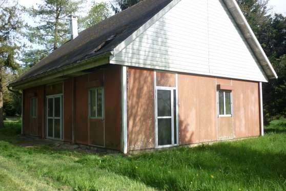 B timent modulaire moisdon la rivi re immobilier a vendre mobil home chalets moisdon la - Chalet de jardin occasion a vendre ...