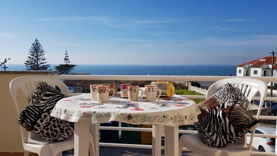 Appartement au bord de la mer Portugal