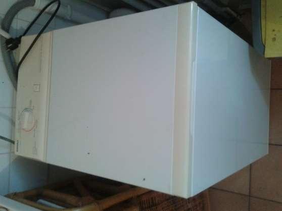 machine laver linge radiola cht dessus - Photo 2
