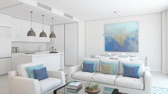 Malaga magnifiques appartements vue mer - Photo 2