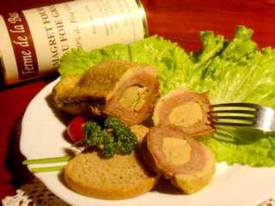 Annonce occasion, vente ou achat 'Magret fourré au foie gras (20%)'