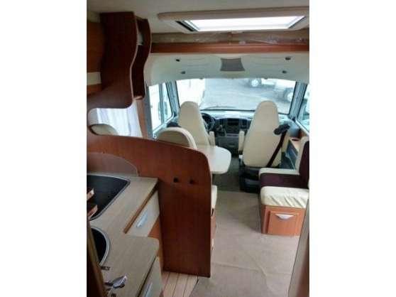 Annonce occasion, vente ou achat 'Camping Car Integral Pilote Aventura G74'
